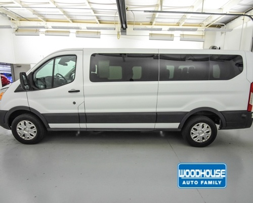 2016 Transit 350 Low Roof 4x2,  Passenger Wagon #P94741 - photo 8