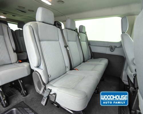 2016 Transit 350 Low Roof 4x2,  Passenger Wagon #P94742 - photo 17