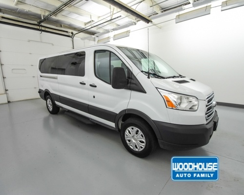 2016 Transit 350 Low Roof 4x2,  Passenger Wagon #P94742 - photo 5