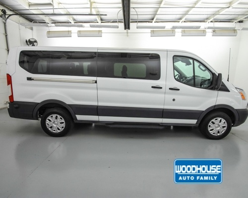 2016 Transit 350 Low Roof 4x2,  Passenger Wagon #P94742 - photo 6