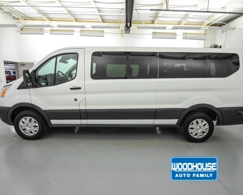 2016 Transit 350 Low Roof 4x2,  Passenger Wagon #P94742 - photo 8