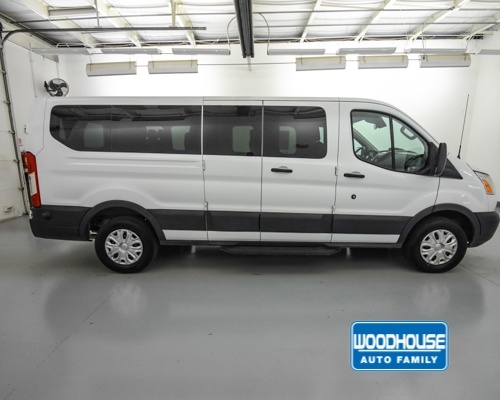 2016 Transit 350 Low Roof 4x2,  Passenger Wagon #P94743 - photo 5