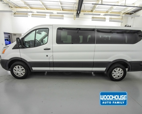 2016 Transit 350 Low Roof 4x2,  Passenger Wagon #P94743 - photo 8