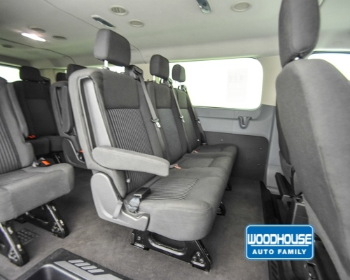2016 Transit 350 Low Roof 4x2,  Passenger Wagon #P94744 - photo 20