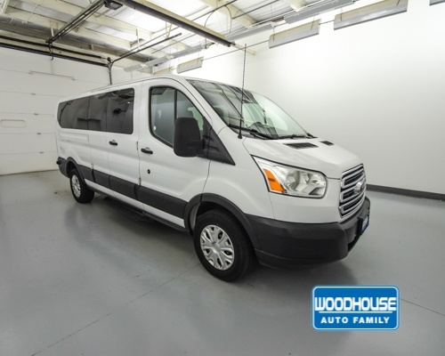 2016 Transit 350 Low Roof 4x2,  Passenger Wagon #P94744 - photo 4