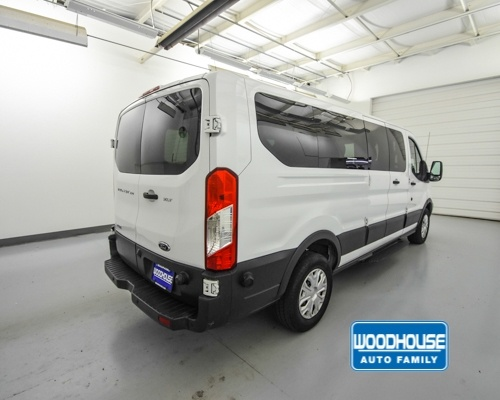 2016 Transit 350 Low Roof 4x2,  Passenger Wagon #P94744 - photo 6