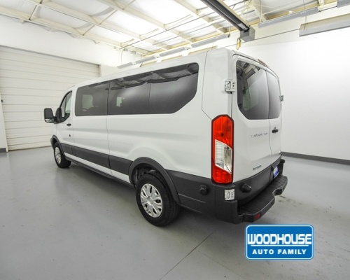 2016 Transit 350 Low Roof 4x2,  Passenger Wagon #P94744 - photo 2