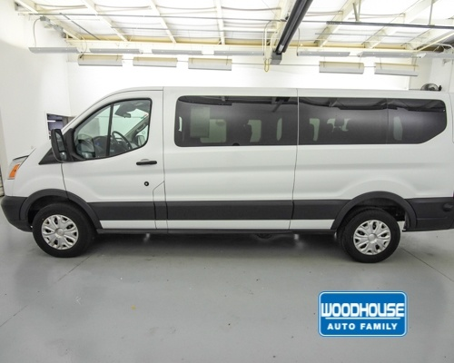 2016 Transit 350 Low Roof 4x2,  Passenger Wagon #P94744 - photo 8
