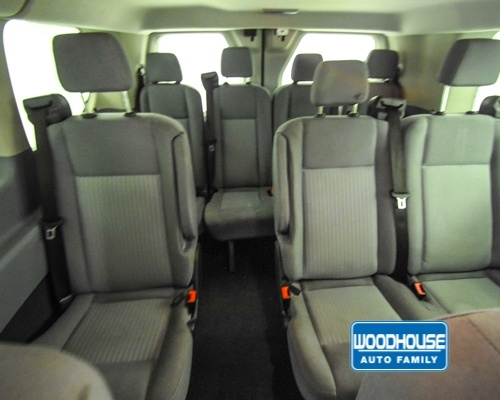 2016 Transit 350 Low Roof 4x2,  Passenger Wagon #P94745 - photo 21