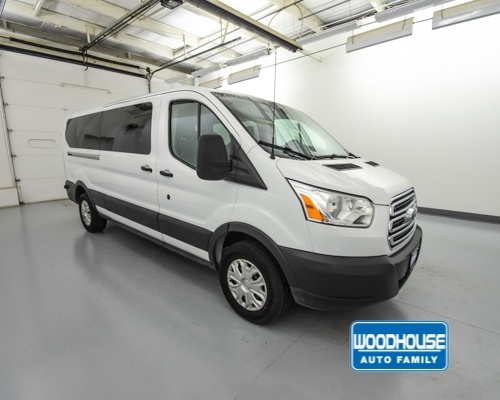 2016 Transit 350 Low Roof 4x2,  Passenger Wagon #P94745 - photo 4