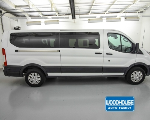 2016 Transit 350 Low Roof 4x2,  Passenger Wagon #P94745 - photo 5