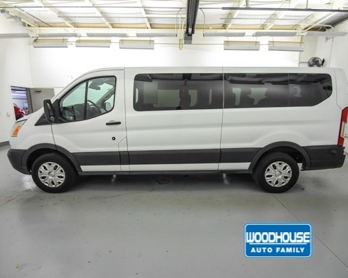2016 Transit 350 Low Roof 4x2,  Passenger Wagon #P94745 - photo 8