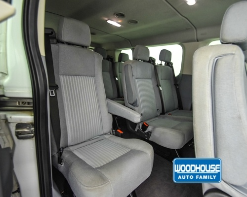2016 Transit 350 Low Roof 4x2,  Passenger Wagon #P94747 - photo 20