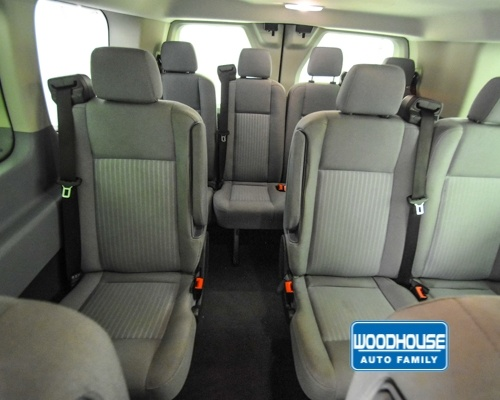 2016 Transit 350 Low Roof 4x2,  Passenger Wagon #P94747 - photo 21