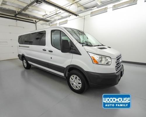2016 Transit 350 Low Roof 4x2,  Passenger Wagon #P94747 - photo 4