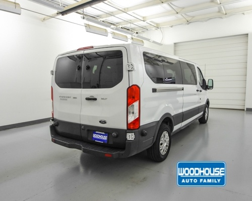 2016 Transit 350 Low Roof 4x2,  Passenger Wagon #P94747 - photo 6