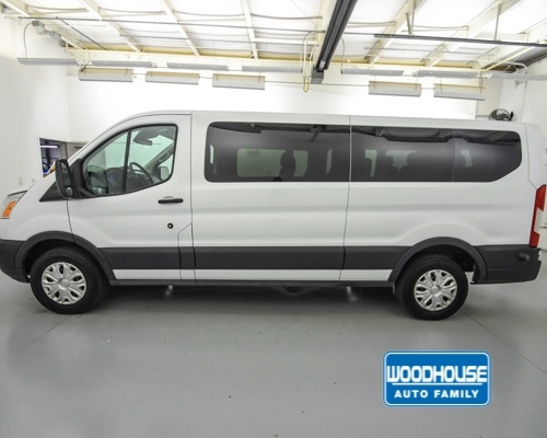 2016 Transit 350 Low Roof 4x2,  Passenger Wagon #P94747 - photo 8