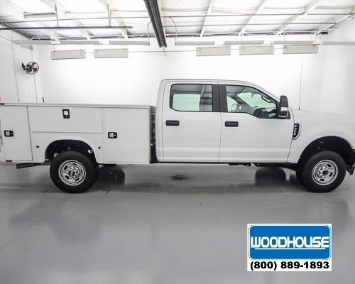 2017 F-350 Crew Cab 4x4, Service Body #T174188 - photo 4