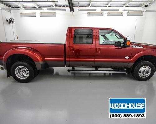 2015 F-350 Crew Cab DRW 4x4,  Pickup #T174366A - photo 5