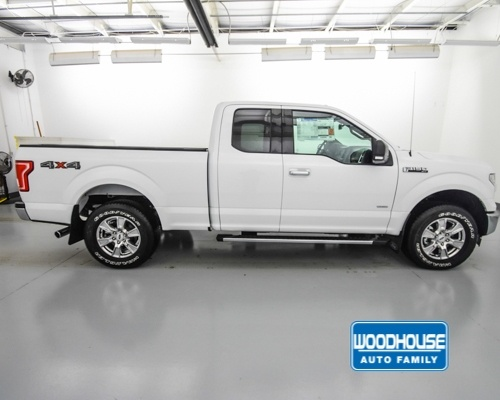 2017 F-150 Super Cab 4x4, Pickup #T177172 - photo 4