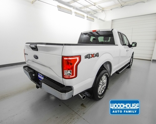 2017 F-150 Super Cab 4x4, Pickup #T177172 - photo 2