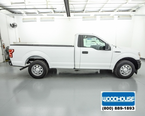 2018 F-150 Regular Cab, Pickup #T180032 - photo 4