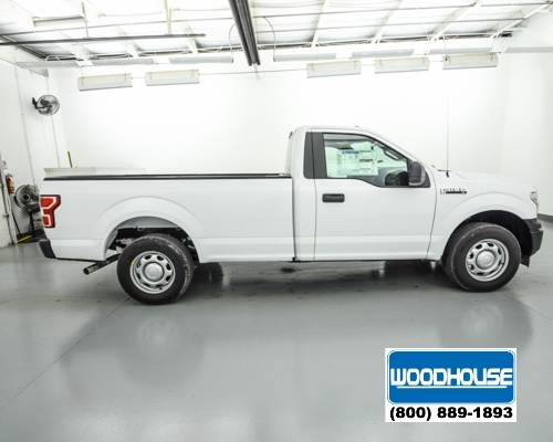 2018 F-150 Regular Cab, Pickup #T180083 - photo 4
