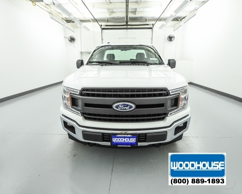 2018 F-150 Regular Cab 4x4, Pickup #T180085 - photo 3