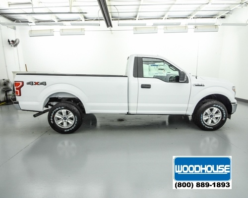 2018 F-150 Regular Cab 4x4, Pickup #T180085 - photo 4