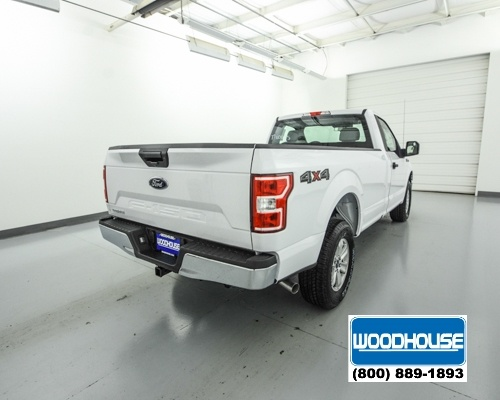 2018 F-150 Regular Cab 4x4, Pickup #T180085 - photo 2