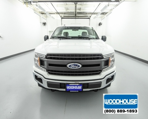 2018 F-150 Regular Cab 4x4, Pickup #T180103 - photo 3