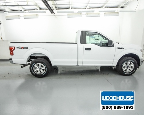 2018 F-150 Regular Cab 4x4, Pickup #T180103 - photo 4
