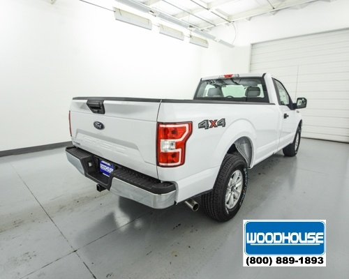 2018 F-150 Regular Cab 4x4, Pickup #T180103 - photo 2