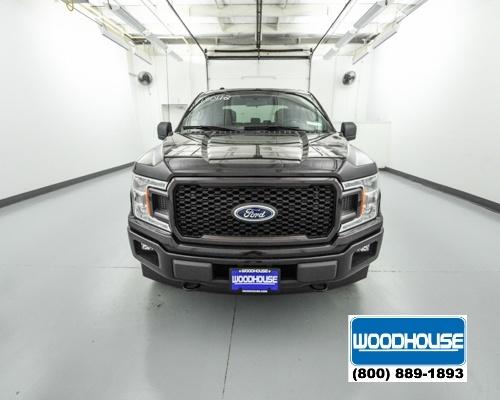 2018 F-150 Crew Cab 4x4, Pickup #T180112 - photo 3