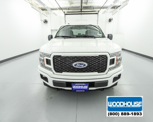 2018 F-150 Crew Cab 4x4, Pickup #T180114 - photo 3