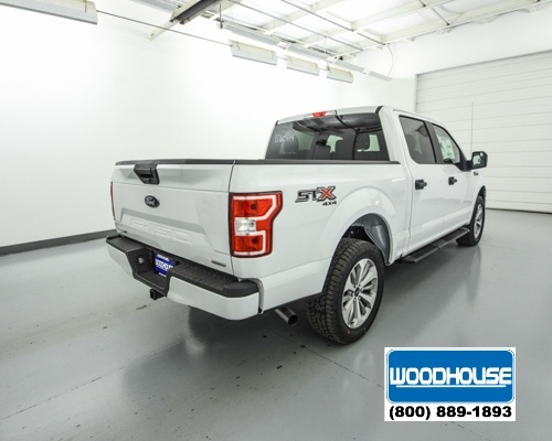2018 F-150 Crew Cab 4x4, Pickup #T180114 - photo 2