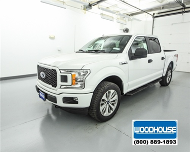 2018 F-150 Crew Cab 4x4, Pickup #T180114 - photo 1