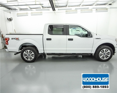 2018 F-150 Crew Cab 4x4, Pickup #T180114 - photo 4