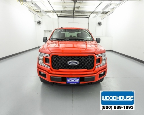 2018 F-150 Crew Cab 4x4, Pickup #T180143 - photo 3