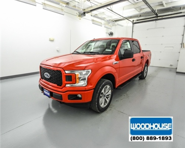 2018 F-150 Crew Cab 4x4, Pickup #T180143 - photo 1