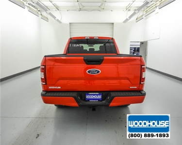 2018 F-150 Crew Cab 4x4, Pickup #T180143 - photo 5