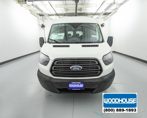 2018 Transit 350 Med Roof, Passenger Wagon #T180162 - photo 3