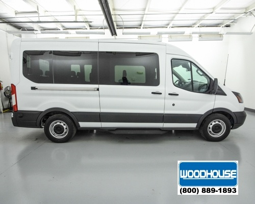 2018 Transit 350 Med Roof, Passenger Wagon #T180162 - photo 4