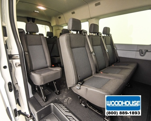 2018 Transit 350 Med Roof, Passenger Wagon #T180162 - photo 7