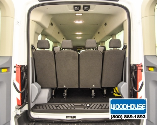 2018 Transit 350 Med Roof, Passenger Wagon #T180162 - photo 8
