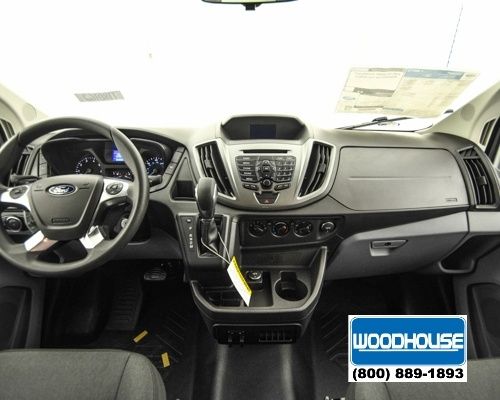 2018 Transit 350 Med Roof, Passenger Wagon #T180162 - photo 9