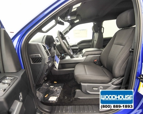2018 F-150 SuperCrew Cab 4x4, Pickup #T180167 - photo 4