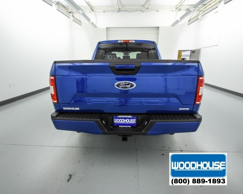2018 F-150 SuperCrew Cab 4x4, Pickup #T180167 - photo 5