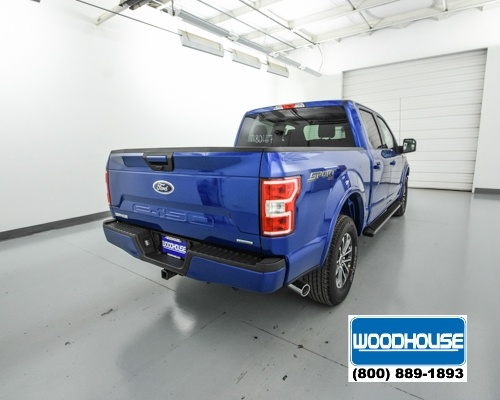 2018 F-150 SuperCrew Cab 4x4, Pickup #T180167 - photo 6