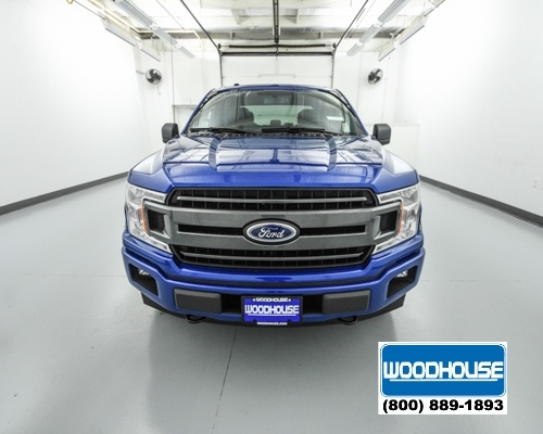 2018 F-150 SuperCrew Cab 4x4, Pickup #T180167 - photo 8